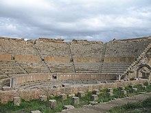 آثار الجزائر مدينة تيمقاد