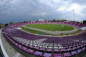 Stadionul Dan Păltinișanu - Image: Timișoara Stadionul Dan Păltinișanu 1