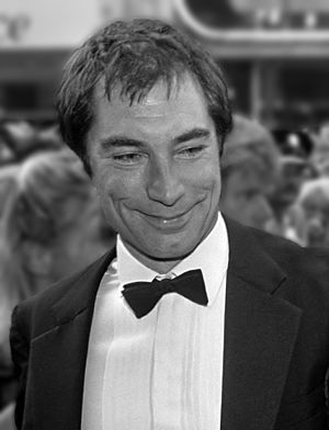 Timothy Dalton - Dalton in 1987