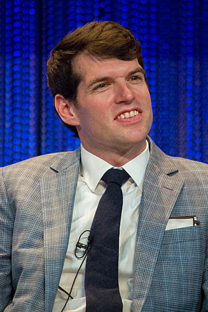 Timothy Simons - Simons at the New York PaleyFest 2014 for the TV show Veep
