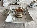 Tiramisu au café à l'Auberge Rouge (Saint-Maurice-de-Beynost).JPG