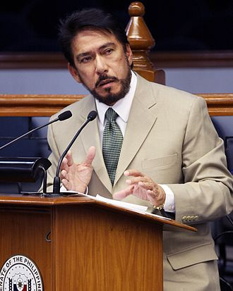 Majority Floor Leader of the Senate of the Philippines - Image: Tito Sotto