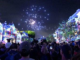 Together Forever (Disney) - Image: Together Forever A Pixar Nighttime Spectacular