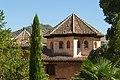 Toit salle Abencerrages Alhambra Espagne.jpg