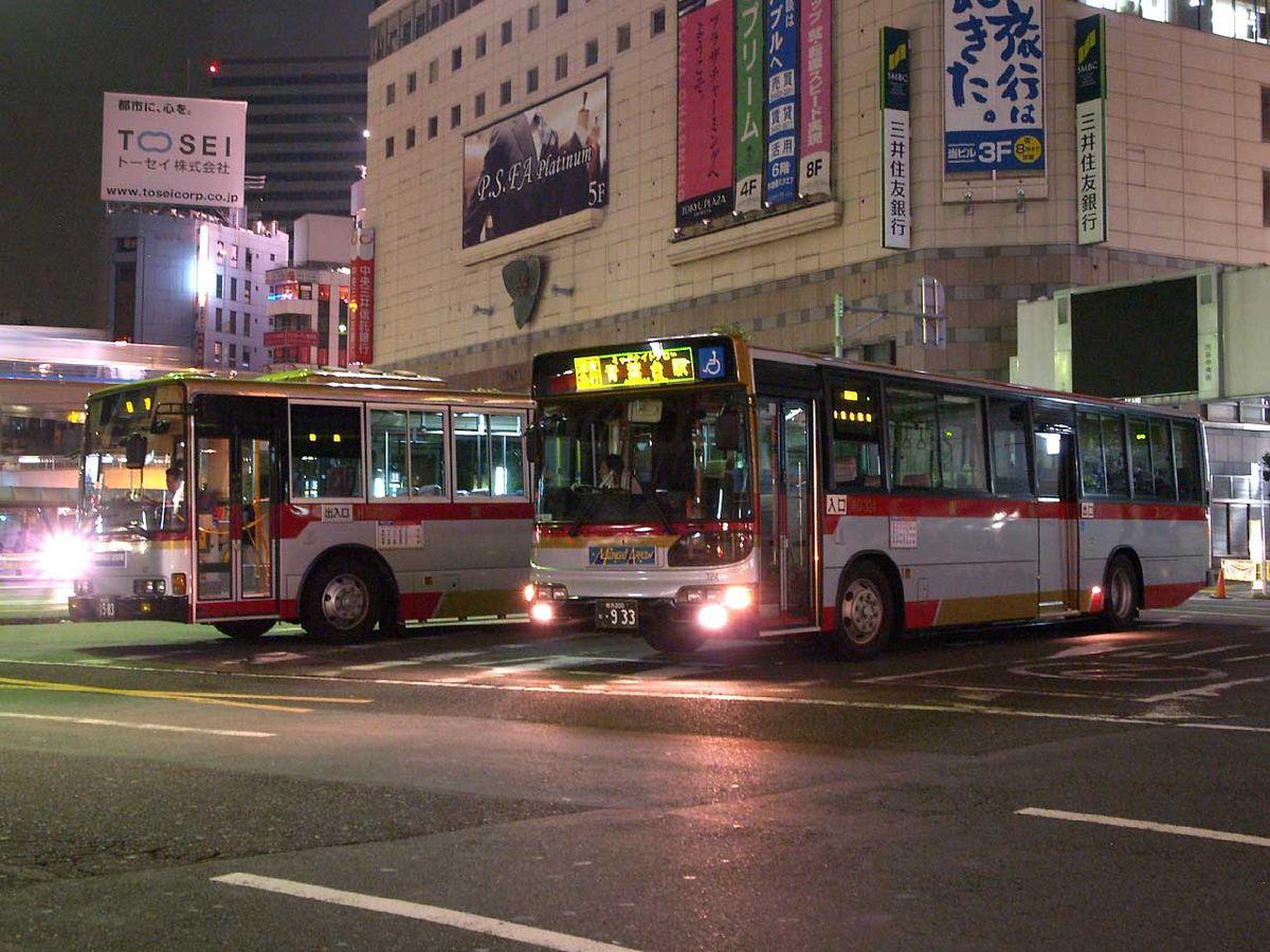 バス 料金 東急