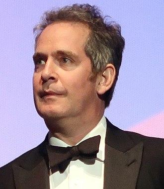 Tom Hollander - Hollander in October 2017