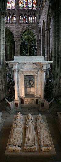 Tombeau et Monument de Henri II et Catherine de Médicis, Saint-Denis.jpg