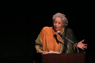 Toni Morrison - Morrison speaking in 2008