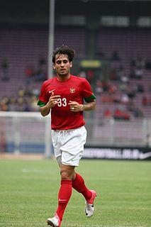 Tonnie Cusell Indonesian former footballer