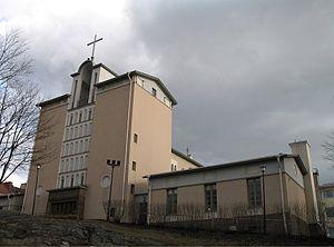Hilding Ekelund - Töölö Church, Helsinki