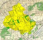 Topografische kaart FliegerHorst Havelte.jpg