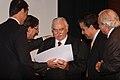Torneo DELIBERA recibe premio QueVeo por su aporte a la educación cívica de los jóvenes (5756390516).jpg