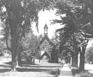 Deer Park, Toronto - Christ Church in Yonge Street Gore