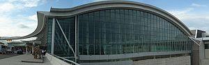 Terminal 1 building