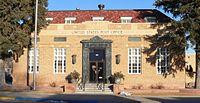 Torrington, Wyoming post office from W 1.JPG