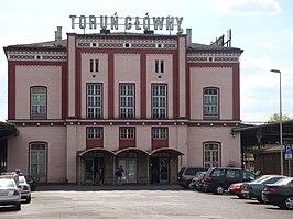 Toruń Główny railway station