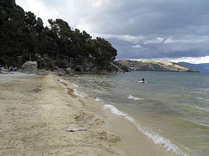 Tota Lake White Beach.JPG