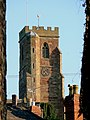 Tower of St. Lawrence's church - geograph.org.uk - 1328955.jpg