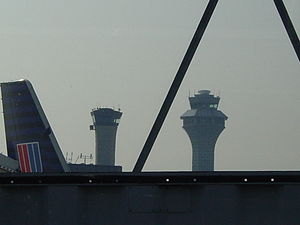 English: Chicago O'Hare International Airport ...