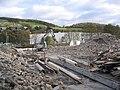 Town centre redevelopment work in Galashiels - geograph.org.uk - 279790.jpg