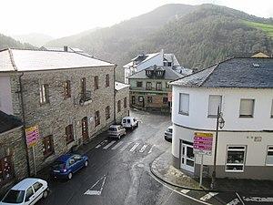 Taramundi - Image: Town of Taramundi