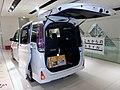 Toyota NOAH HYBRID Si (DAA-ZWR80W) rear.jpg
