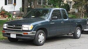 Toyota Tacoma - Image: Toyota Tacoma 09 07 2009