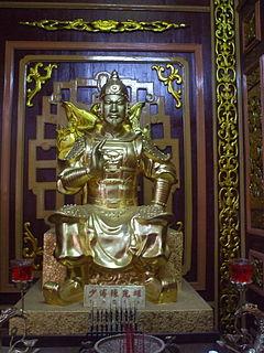 Trần Quang Diệu Vietnamese general of Tay Son dynasty