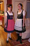 Womens Lederhosen Shoes