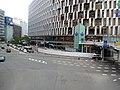 Traffic regulation at Umeda on 28th June 2019.jpg