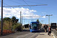 Tram Montpellier 11 2013 Line 1 844.JPG