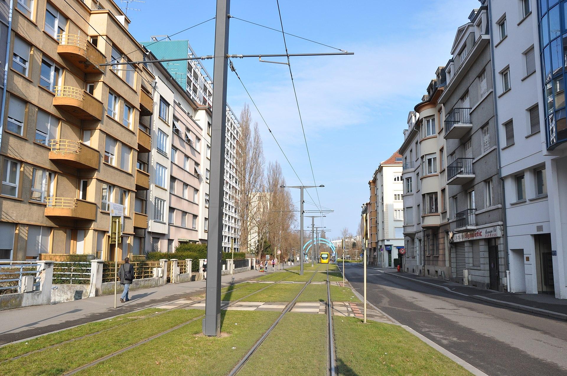 Quartier europe nordfeld nouveau bassin wikip dia for Europeanhome com