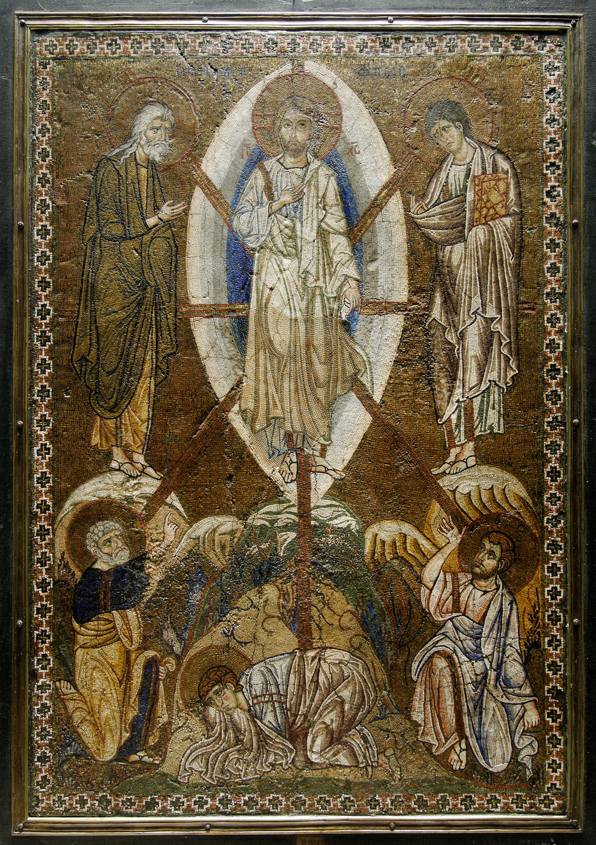 Transfiguration of Jesus - Wikipedia