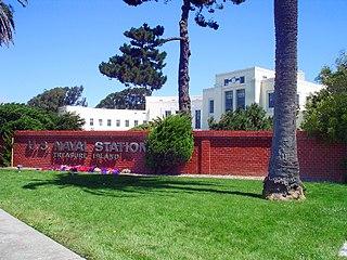 Naval Station Treasure Island U.S. Navy facility operating on Treasure Island in the San Francisco Bay (1942-97)
