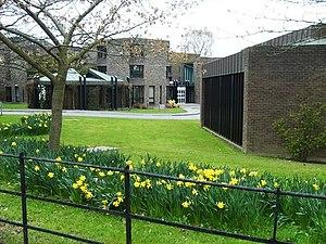 Trevelyan College, Durham - Image: Trevelyan College, Durham