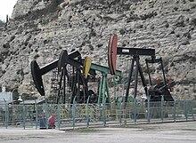 Pozzi petroliferi.