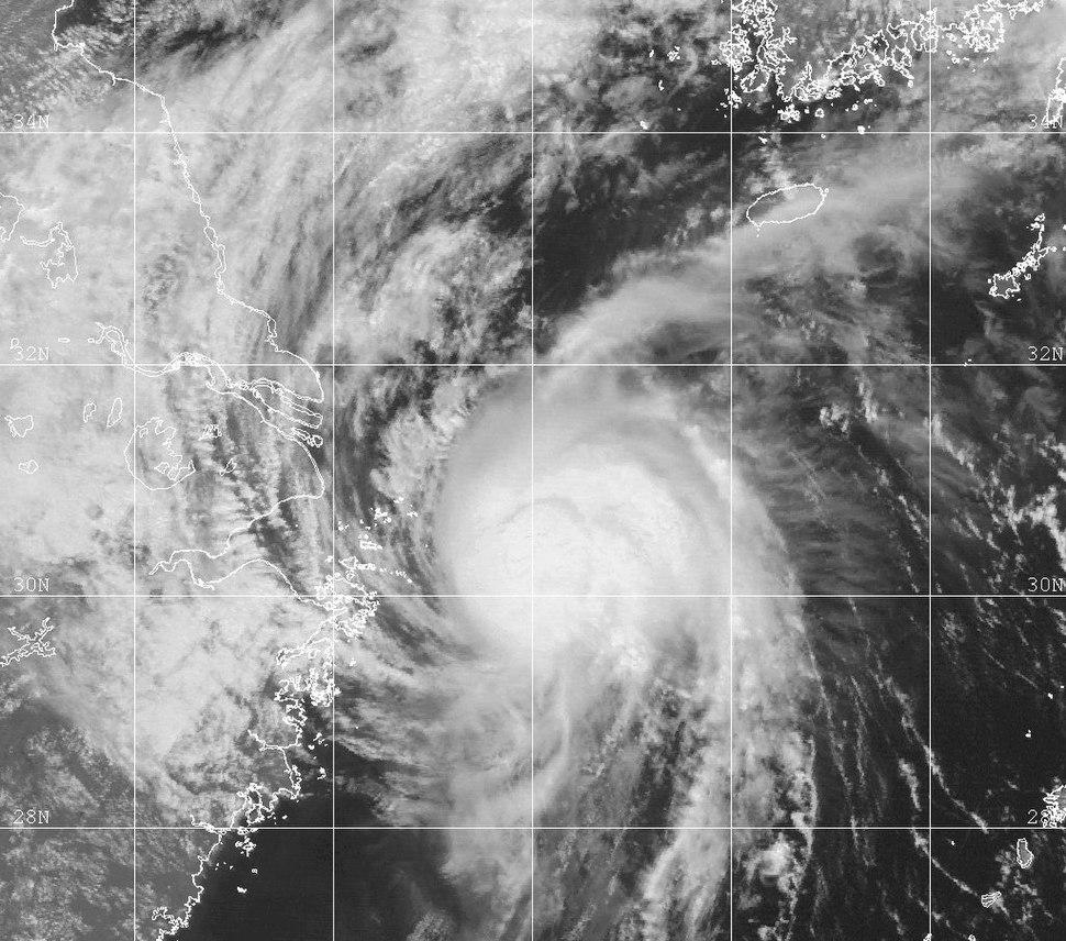 Tropical Storm Ann 1999