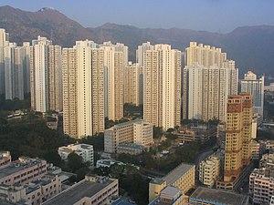 Tsz Wan Shan - View of Tsz Wan Shan