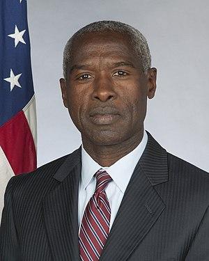 United States Ambassador to Guinea-Bissau - Image: Tulinabo S. Mushingi official photo