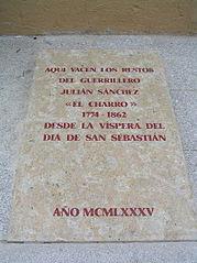Tumba de Juan Sánchez el Charro. Registro de traslado de los restos.jpg