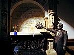 Tumba de Rosalía, Convento de San Domingos de Bonaval, Santiago de Compostela.jpg