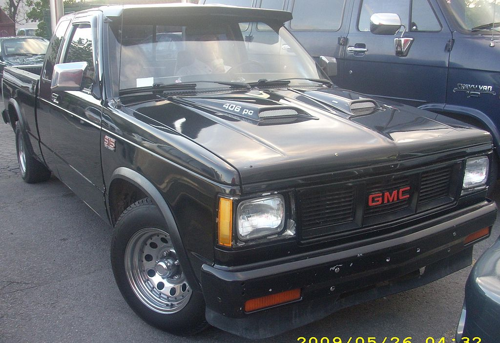 Gmc  Long Bed For Sale