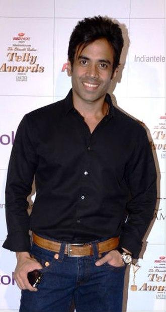 Tusshar Kapoor - Kapoor in 2012