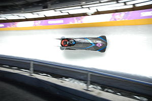 Germany at the 2014 Winter Olympics - GER-1 two-man sled