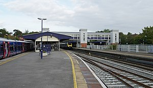 Twyford, Berkshire - Twyford Railway Station has services running to London, Reading and Henley-On-Thames.