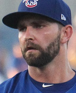 Tyler Chatwood baseball player from the United States
