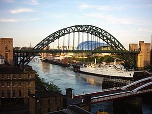 Dorman Long - Tyne Bridge