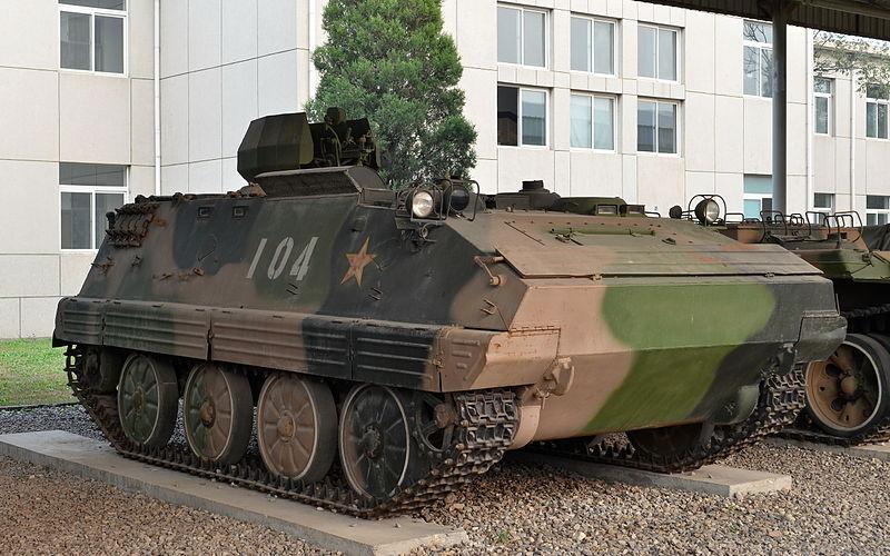 Type 63 APC