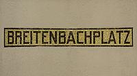 U-Bahnhof Breitenbachplatz 20130706 2.jpg