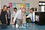 U.S. Ambassador Ted Osius visits the Maker Innovation Space located in University of Danang (36970350356).jpg